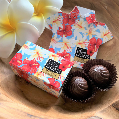 Aloha Shirt Chocolates® Collection