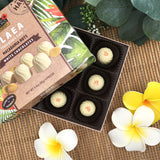 Alaea Hawaiian Salt Macadamia Nut White Chocolate 3.5oz