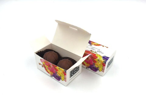 Just For You 2 piece box  (24 count)