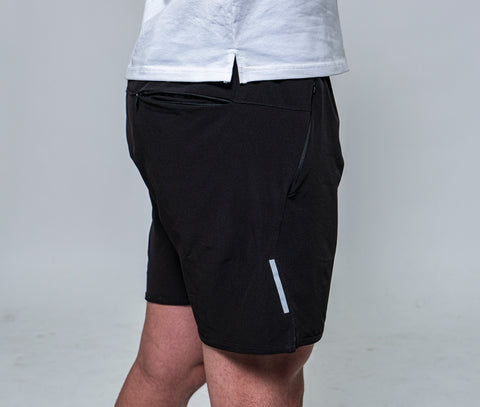 Running Shorts (Black)