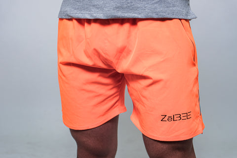 Running Shorts (Orange)