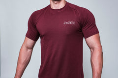 Performance Shirt (Burgundy)