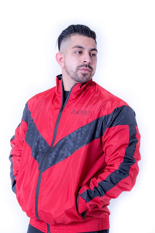 RTRO Windbreakers THRILLER