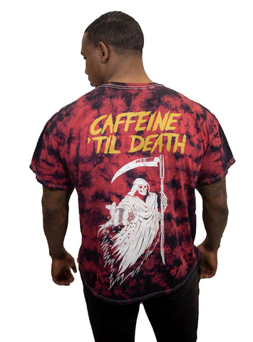 Caffeine Till Death RED