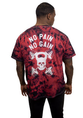 No Pain No Gain RED