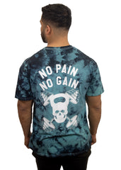 No Pain No Gain TEAL