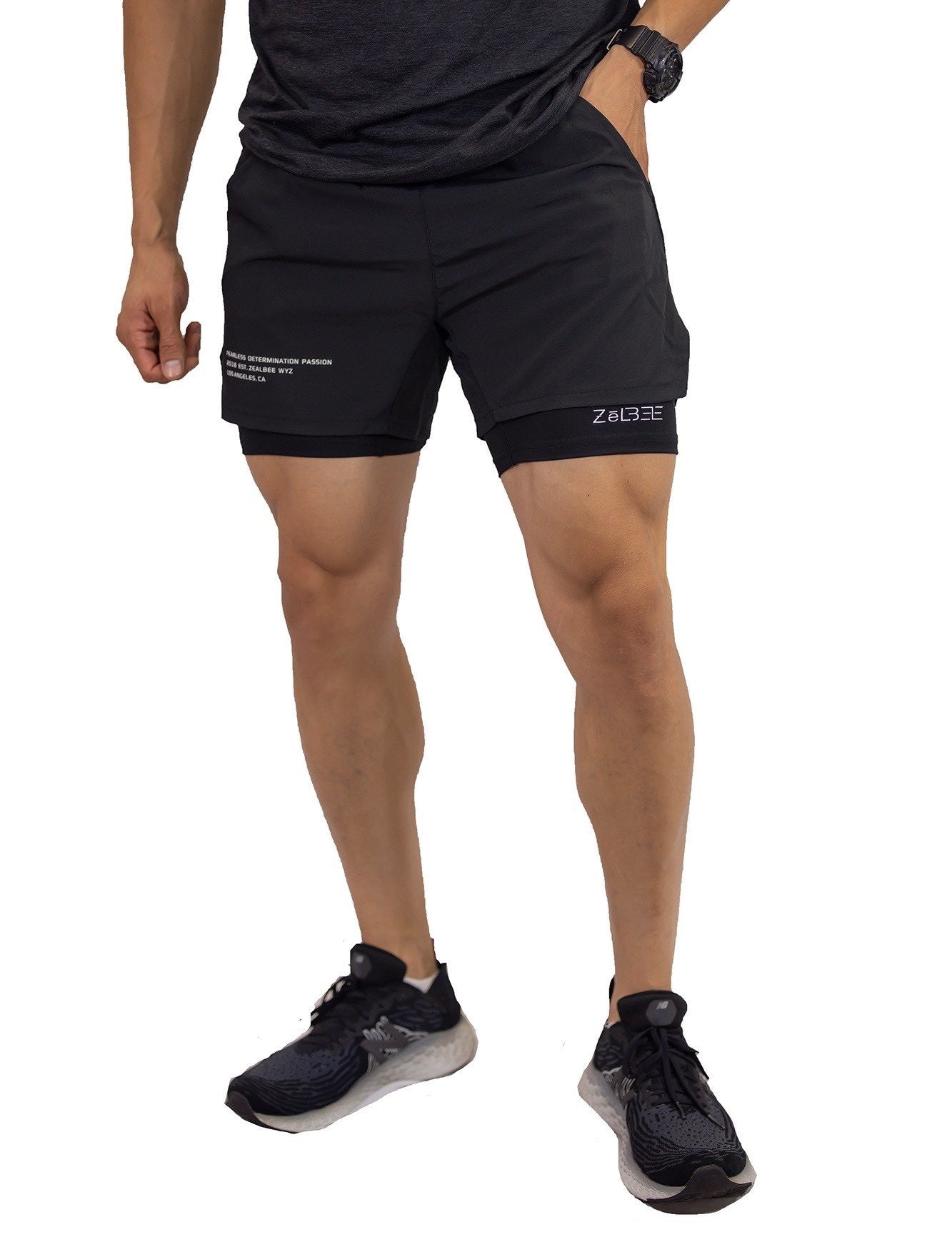 Compression Shorts (Black)