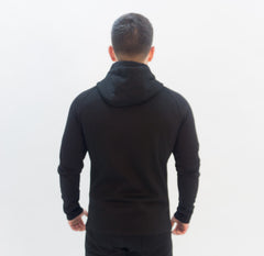 Apollo Track Sweater (BLACK)