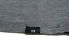 ZEALBEE Crop Tops (Grey)