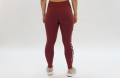 RES Vaportec Leggings (Burgundy)