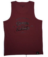 Dream x Execute Mesh Tank (maroon)