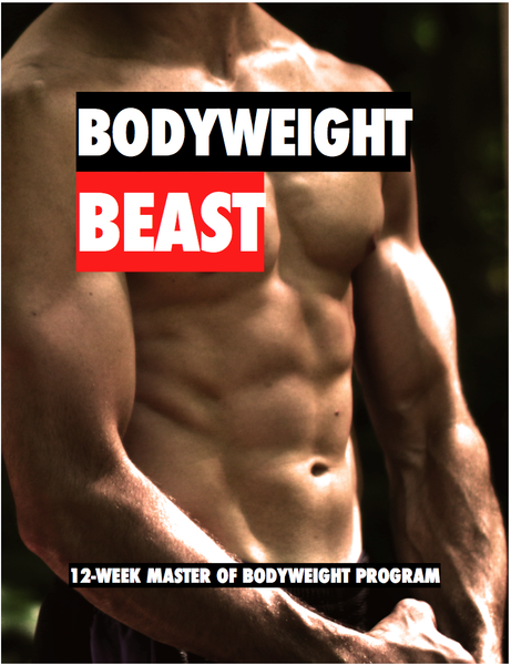 BODYWEIGHT BEAST | The Ultimate 12 Week Calisthenics Training Program