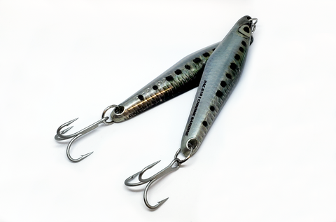 PAC 619 - CHROME SARDINE
