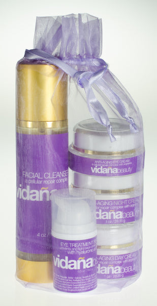 "Vidaña Anti-Aging ""The Essentials"" Deluxe Set"