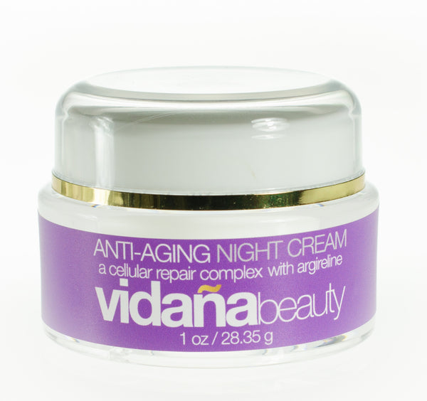 Vidaña Anti-Aging Night Cream