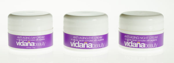FREE!! Vidaña Anti-Aging Travel/Trial Size Pay for Shipping & Handling Only