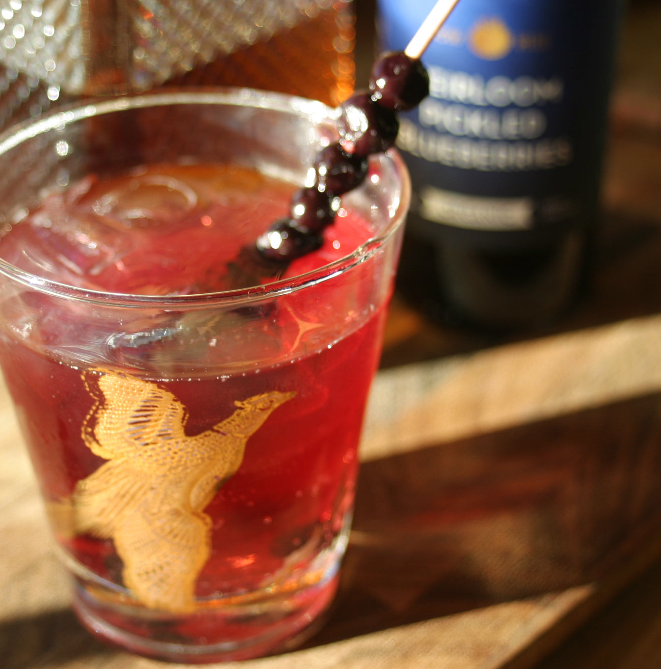 Blueberry Cocktail