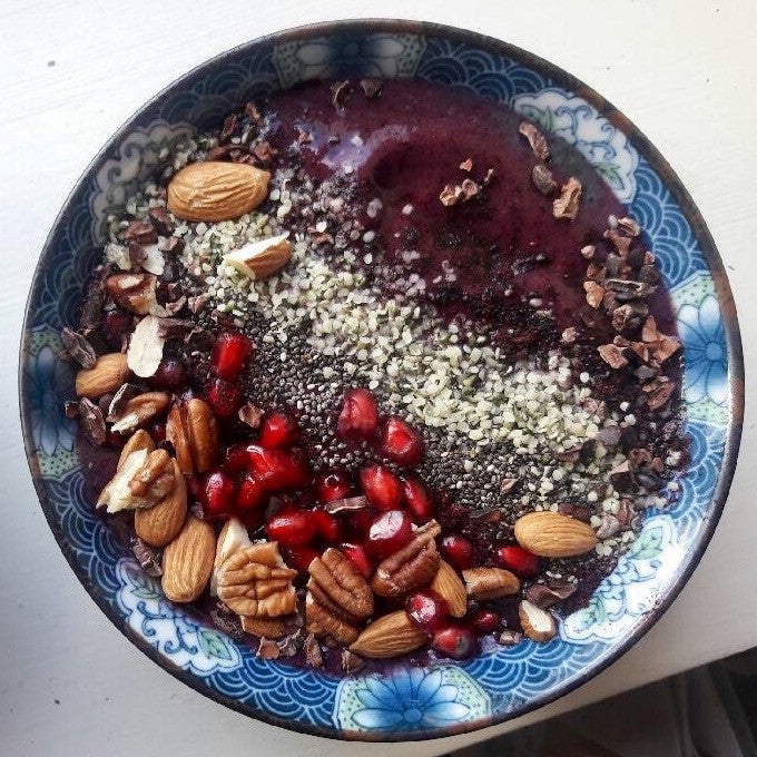 Blues & Cacao Smoothie Bowl