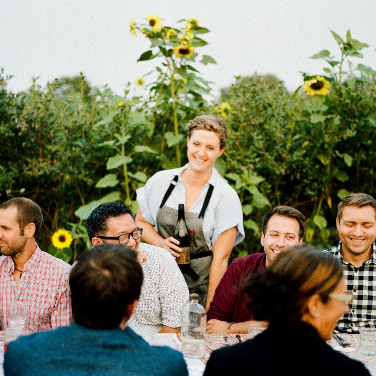 Field Dinner with Chef Ryan Ross, August 5th, 2018