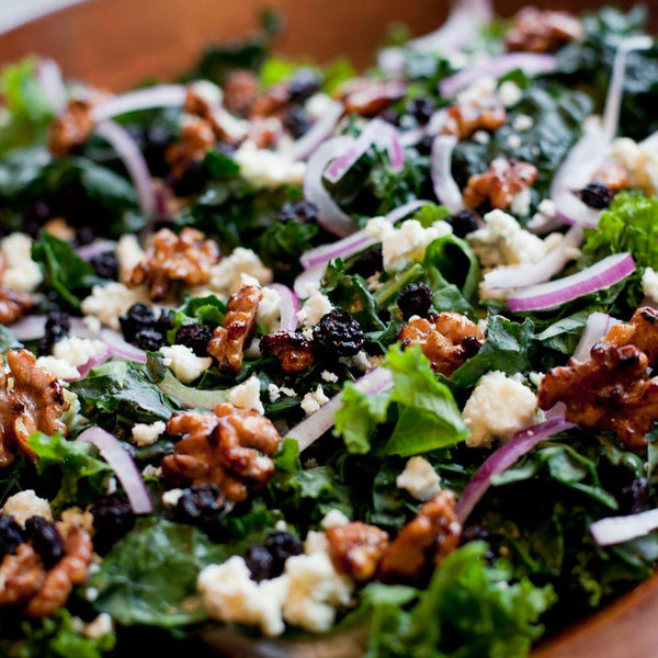 Kale Salad with BB Vinaigrette