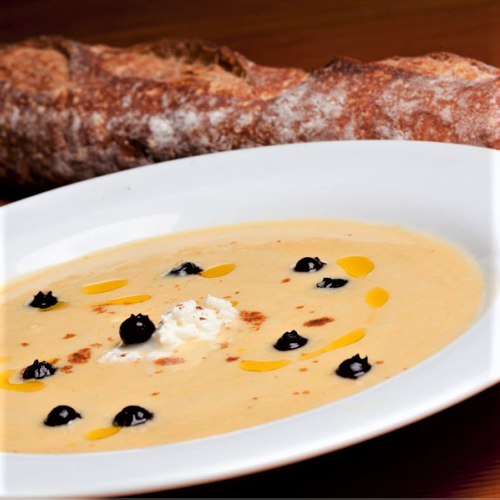 Golden Squash Bisque