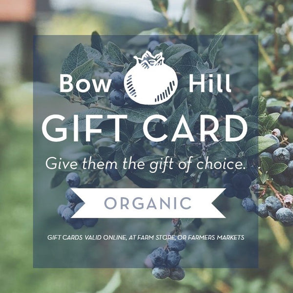 Bow Hill Gift Card