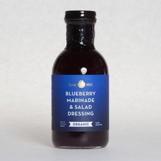 Organic Blueberry Marinade & Salad Dressing