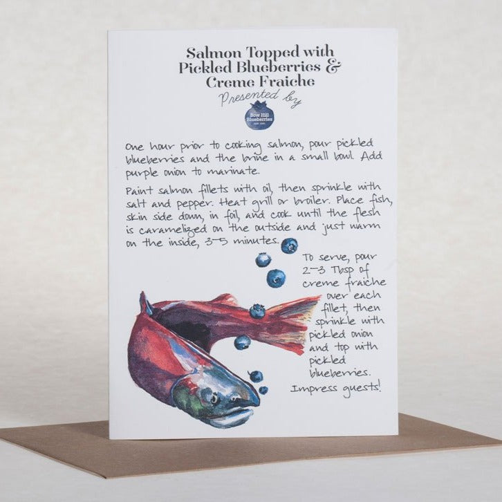 Recipe Greeting Card