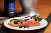 Bow Hill Winter Dinner Kit: Wild Coho Salmon & Pickled Heirloom Blueberries