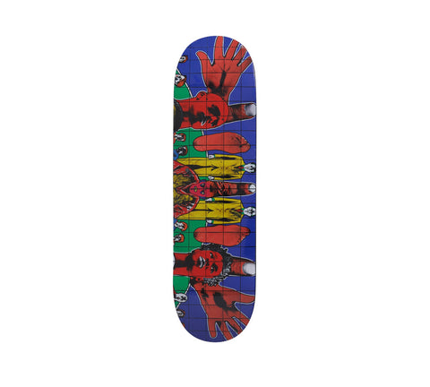 Supreme Skateboard Gilbert & George Death After Life