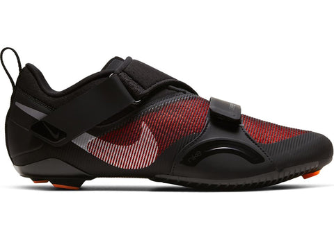 Nike SuperRep Cycle Black Hyper Crimson