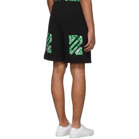 Off-White x SSENSE Exclusive 3D Diag Shorts