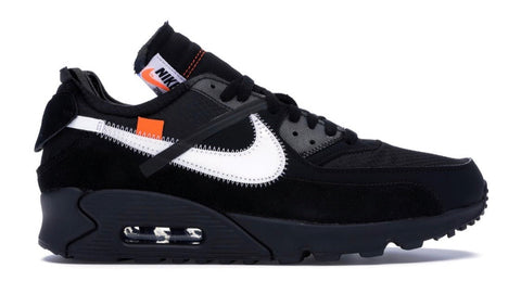 Nike Air Max 90 OFF-WHITE BLACK-AA7293-001