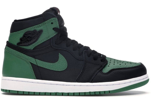 Jordan 1 Retro High Pine Green Black (GS) 575441-030