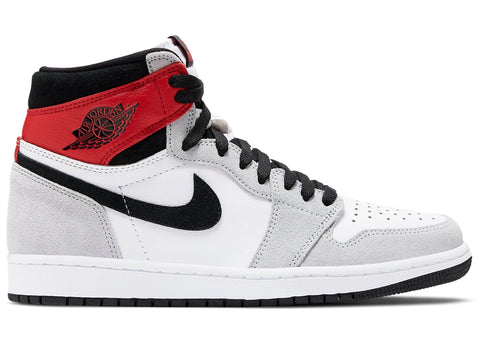 Jordan 1 Retro High Light Smoke Grey - 555088-126