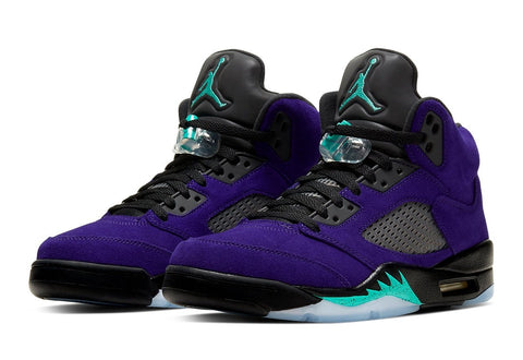 "Air Jordan 5 ""Purple Grape"""