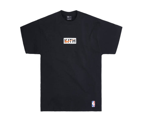 Kith x Nike for New York Knicks Black Tee
