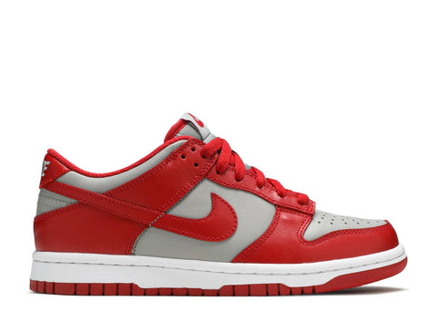 Nike Dunk Low Retro Medium Grey Varsity Red UNLV (GS) (2021)