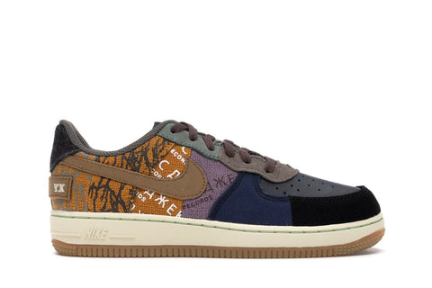 Nike Air Force 1 Low Travis Scott Cactus Jack (PS) - CQ4565-900