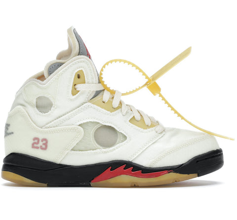 Jordan 5 Retro OFF-WHITE Sail (PS)