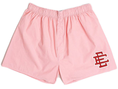 Eric Emanuel EE House Short Oxford Pink/Red