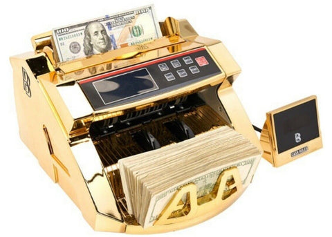 Ben Baller NTWRK Bill Counter Gold