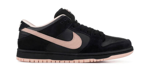 Nike SB Dunk Low Black Washed Coral - BQ6817-003