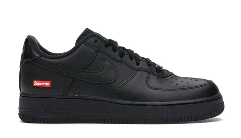 Nike Air Force 1 Low Supreme Black - CU9225-001