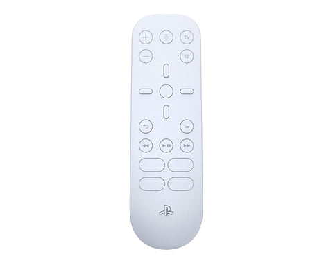 Sony PlayStation PS5 Media Remote White