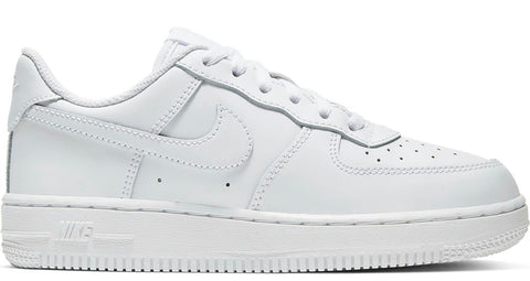 Nike Air Force 1 Low Triple White 2017 (PS) - 324193