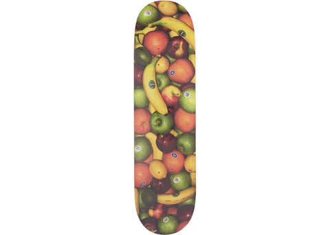 Supreme Fruit Skateboard Deck Multi
