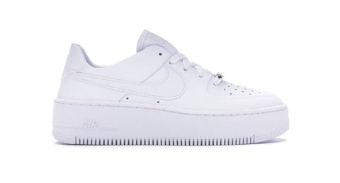 Nike Air Force 1 Sage Low Triple White (W)
