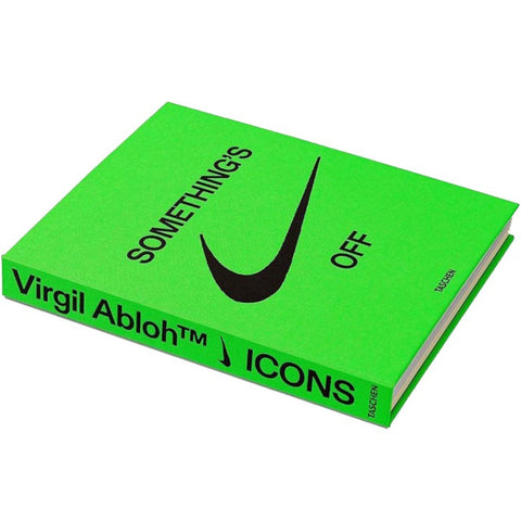 "Virgil Abloh x Nike ICONS ""The Ten"" Somethings Off Book"
