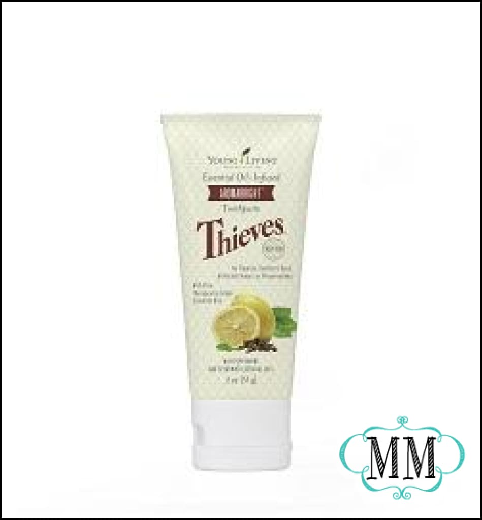 2 OZ THIEVES AROMABRIGHT TOOTHPASTE - Essential Oils